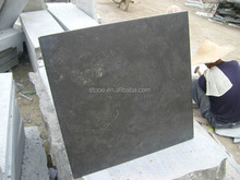 China Bluestone Tiles Blue Limestone Slabs Black Limestone