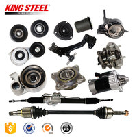 Wholesale China King Steel Auto Parts , Japanese Technology Chinese Car Spare Parts For TOYOTA