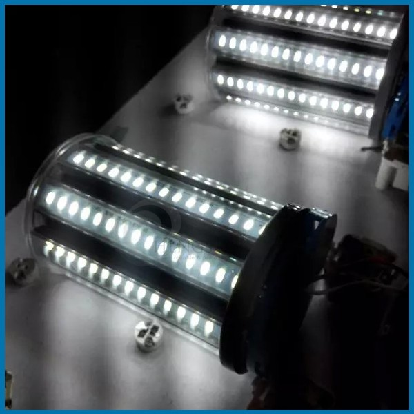 led online 4500lm led corn light 360 degrees high bay lamp corn bulb 60w