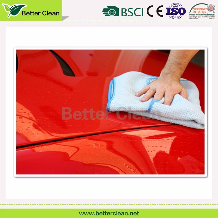 Strong water absorbent wash wipe cleaning cloth microfiber towel car drying
