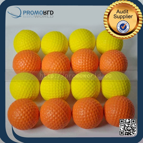 bulk golf range balls wholesale golf ball colored golf ball