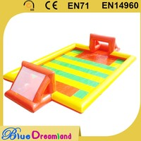 New types high quality inflatable football training sport game with great price