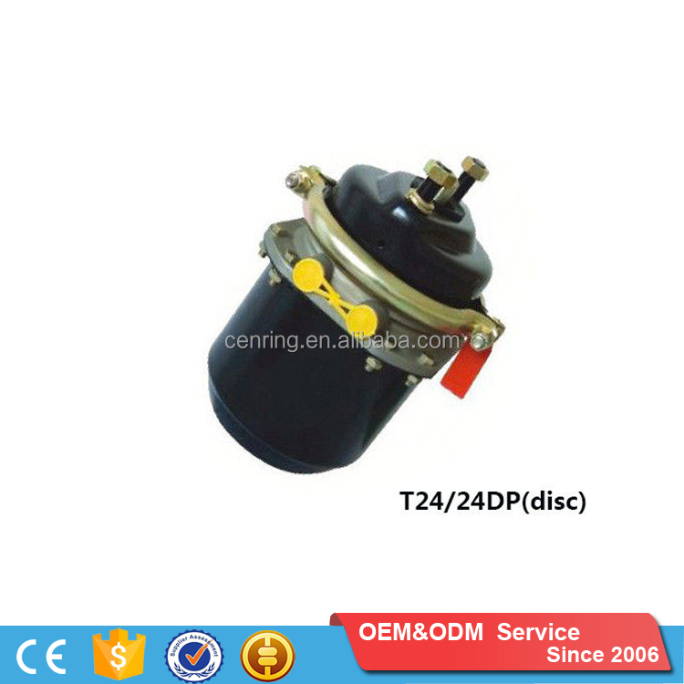 T24/24DP DISC Truck Spring Brake Chamber Truck Brake Chamber In zhejiang,CHINA Customized Brake Chamber For Sale