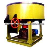 Multifunctional Pan Mixer Machine