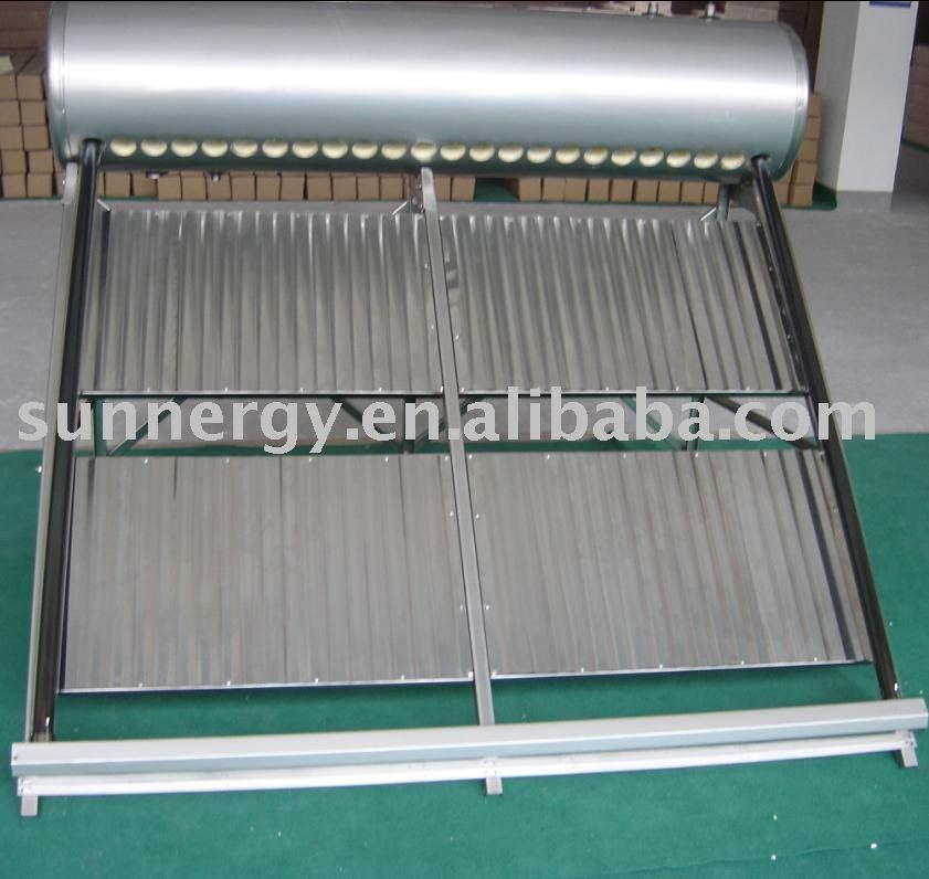 Stainless Steel Solar Home Energy System