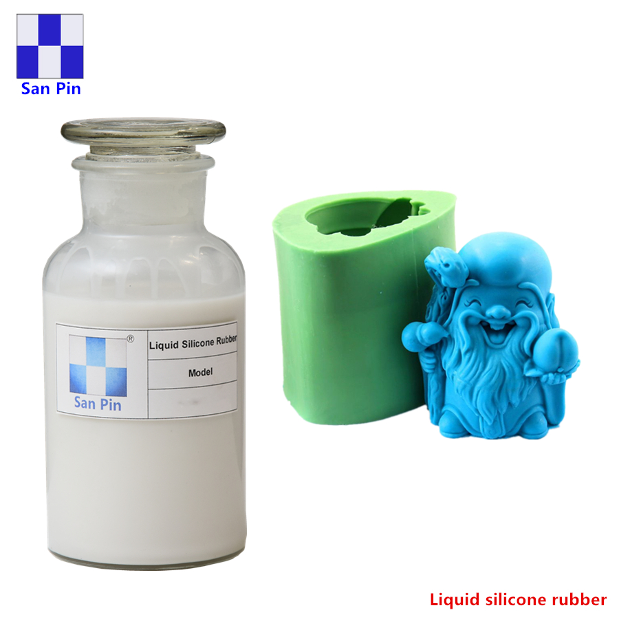 prices liquid molding silicone rubber for resin crafts