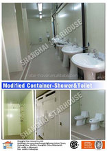 container ablution, mobile container ablution, modern ablution
