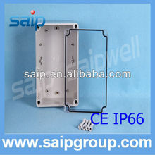 ABS/PC/PA/PVC Plastic Waterproof Electrical Junction Boxes