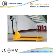 hydraulic manual/hand pallet truck,metal lifting tool