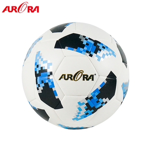 high-quality custom soccer ball size 5 PU leather football 78c3fd6de641d