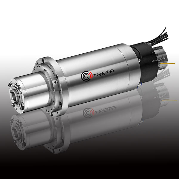 high speed spindle motor for metal cut milling machine