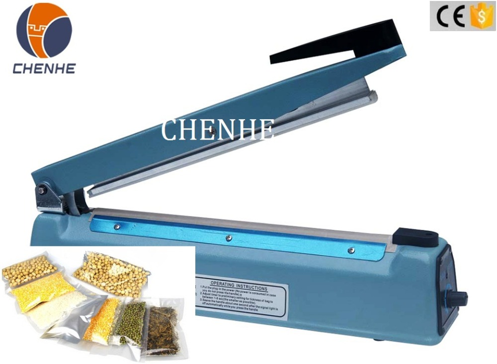 PFS-300 Hand Impulse Sealing Machine With Plastic Body With CE