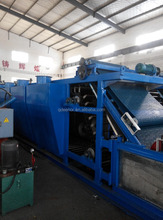 Full Automatic Rubber Batch Off Sheet Cooling Machine