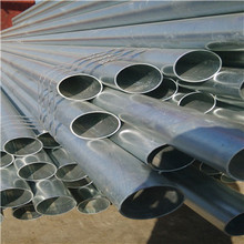 hot dip galvanized erw tupe for scaffolding carbon steel pipe price