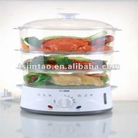 3 layers instant stem production electrical food cooker with best quality