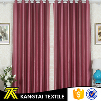 Stripe pattern 100% polyester window cloth for hotel buy curtain fabric