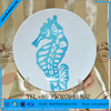 bohemian porcelain plate, enamel plates dishes, ceramic plate china supplier