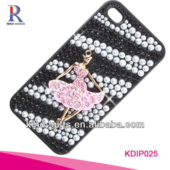 Bling Rhinestone Design Designer Cell Phone Cases For Iphone5C 5S China Supplier