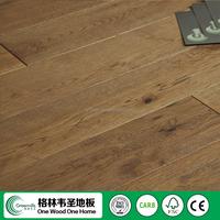 18mm thickness prefinished hardwood floors oak plank