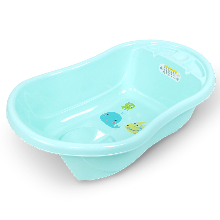 Baby Toddler Plastic Infant Bath Tub