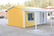 Environmental Friendly One Prefab prefab houses in shops made in china