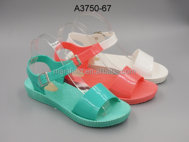flat feet sandal shoe for woman