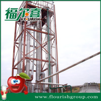High efficiency industrial apple concentration juice machine