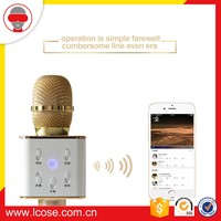 Lcose new desigh bluetooth 3.0 children usb wireless mini microphone