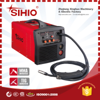 SIHIO Hot sell MOSEFT generator mig welders
