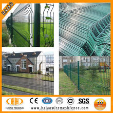 High-quality 4x4 welded wire mesh fence, retractable mesh fencing china manufactory