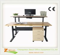 l-shape standard office desk set modern altar tablefor design of study table new adjustable laptop