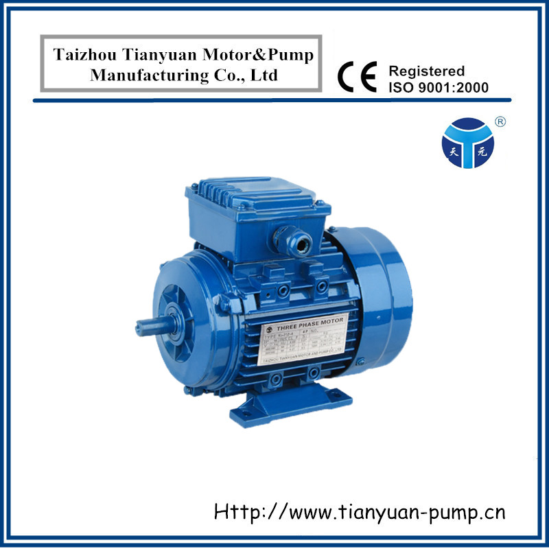 Y3-802-4 high torque low rpm electric motor