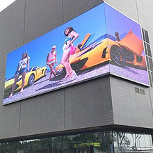 P10 outdoor led display screen full color /led display screen parking slots variable message sign