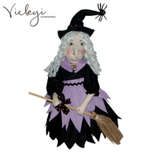 Vickyi Wide Varieties Witch Product Party Set Halloween Decorations