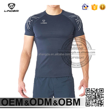 Custom 100% Polyster Men Blank T-Shirt Online Wholesale Shop
