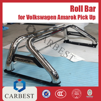 High Quality Roll Bar for Volkswagen Amarok Pick Up 2015