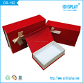 custom color jewelry magnetic closure gift packaging box