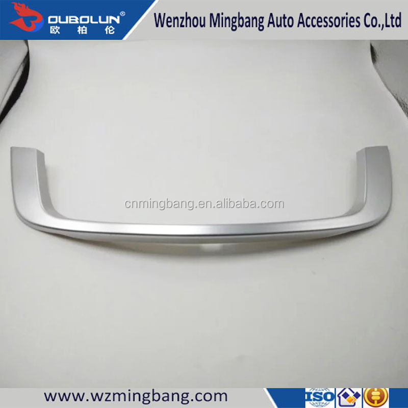 ABS Chrome Air Vent Cover For 2015 Chevrolet Sail 3 Car Interior Accessories