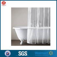 Europearn PEVA Plastic Shower Curtain
