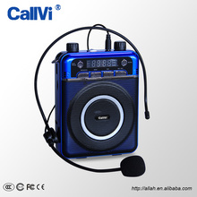 CallVi ECHO 18W Portable Voice Booster Sound Amplifier Power Loudspeaker Support MP3 USB