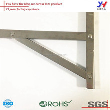 OEM ODM customized tv wall mount with dvd bracket/removable lcd sliding tv wall mount