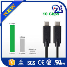 USB Type-C Data Sync Charge Cable For MacBook ZUK Z1 OnePlus 2 Letv 1 Pro Max Xiaomi 4C Nexus 6P 5X Fast Charging Line