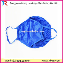 Bulk mesh market bags/net shopping bags with lining for housewife