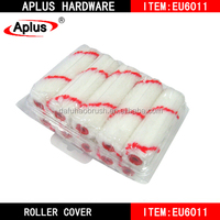 decorative paint brush roller brushes/purdy roller covers/european paint roller brush
