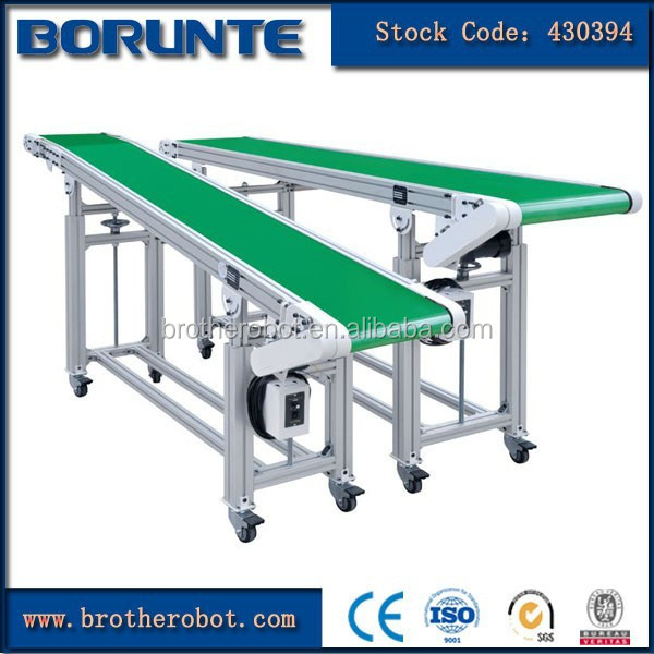 Small Types Conveyor Belt System