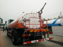 2015 New Brand Water LPG Tank Truck For Sale