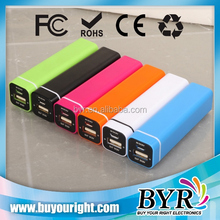 wholesales mini and portable mobile phone power bank