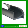 Extruded EPDM Rubber Dry Cargo Container Door Gasket Seal