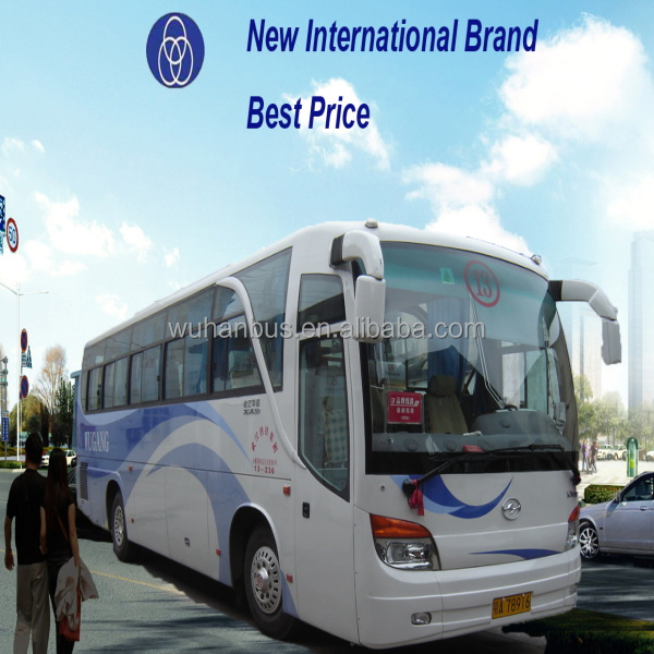 Priced a new coach luxury 44 seats diesel coach