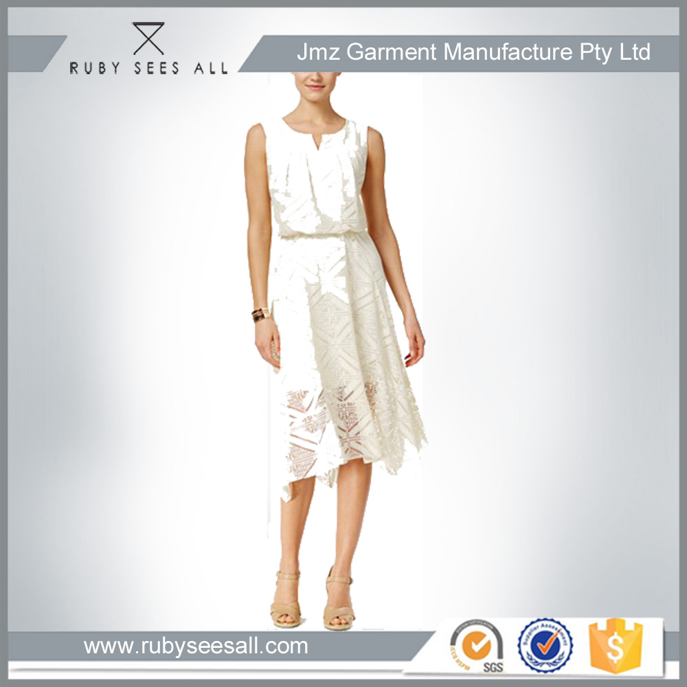 apparel gament factory new style dress fashion Ladies night dress wedding dress